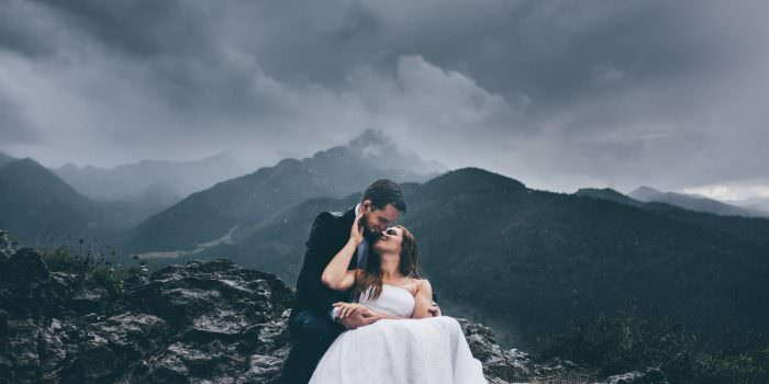 Romka & Szymon - Plener w Górach