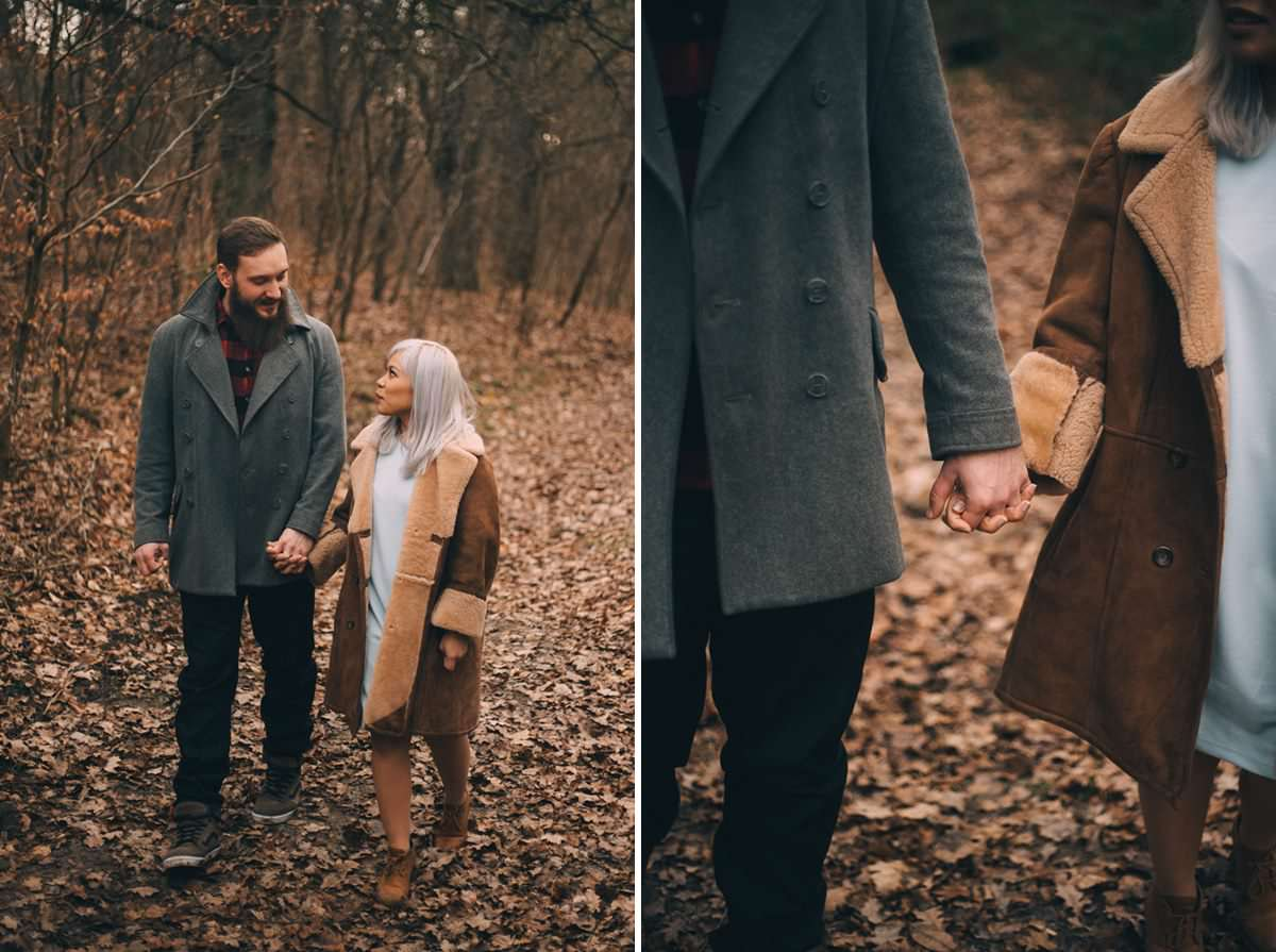 MJ & Kamil - Couple Session