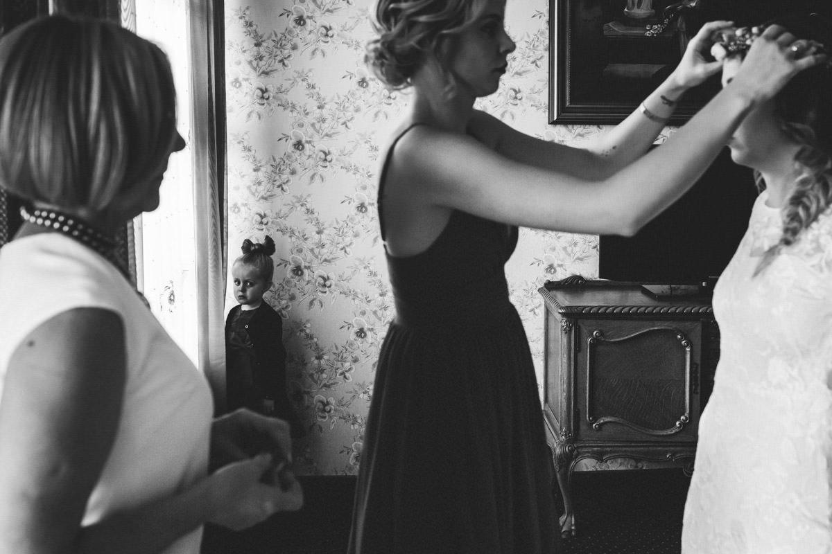 ślub w dworku hetmańskim
