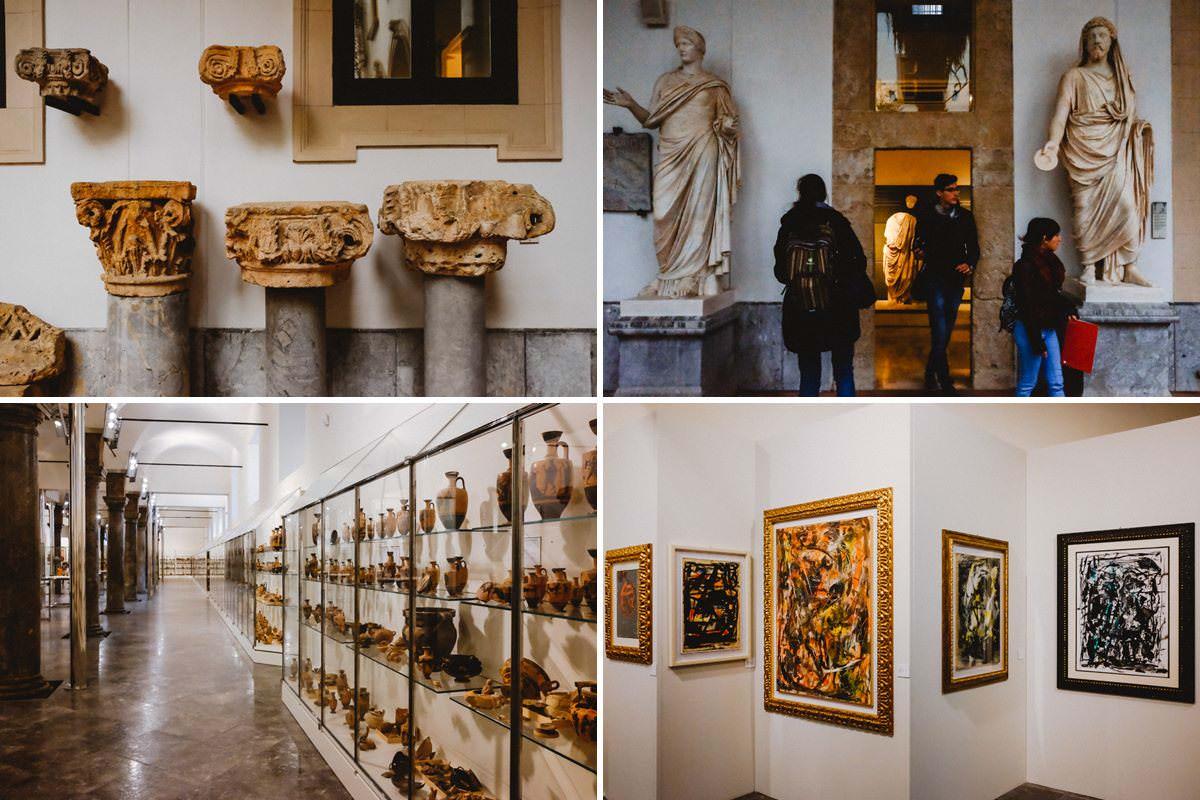 Palermo Museo Antonio Salinas