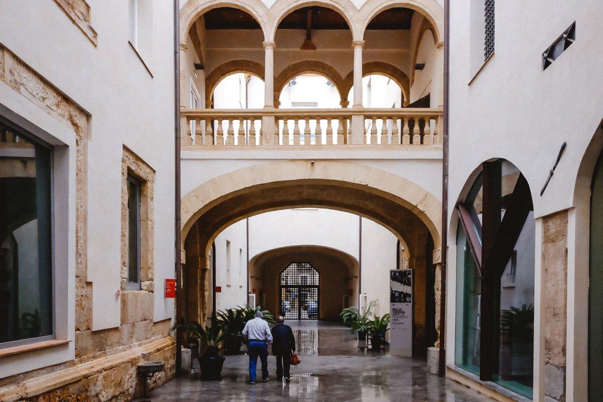 palermo Museo Palazzo Branciforte