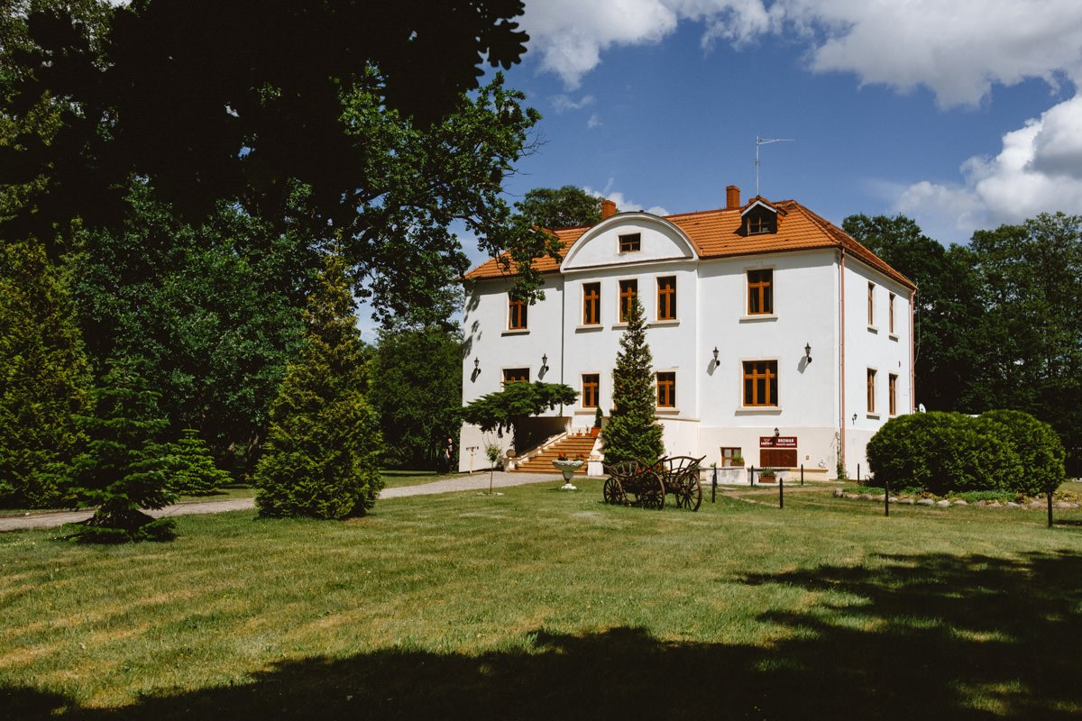 pałac łąkomin