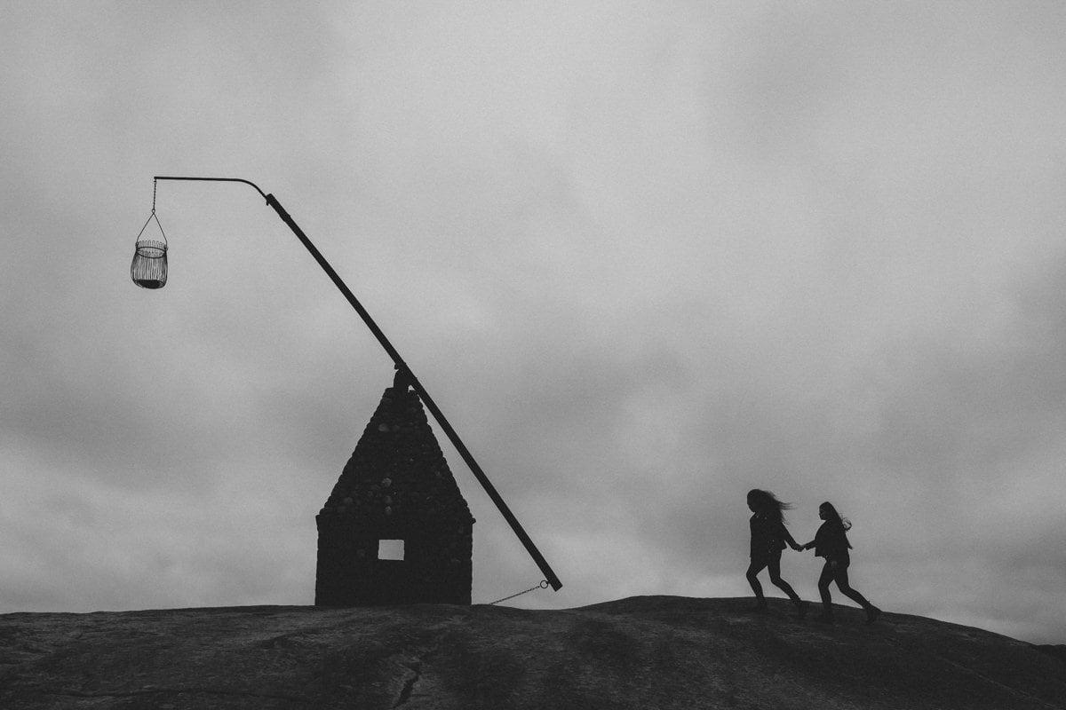 sesja narzeczeńska w norwegii