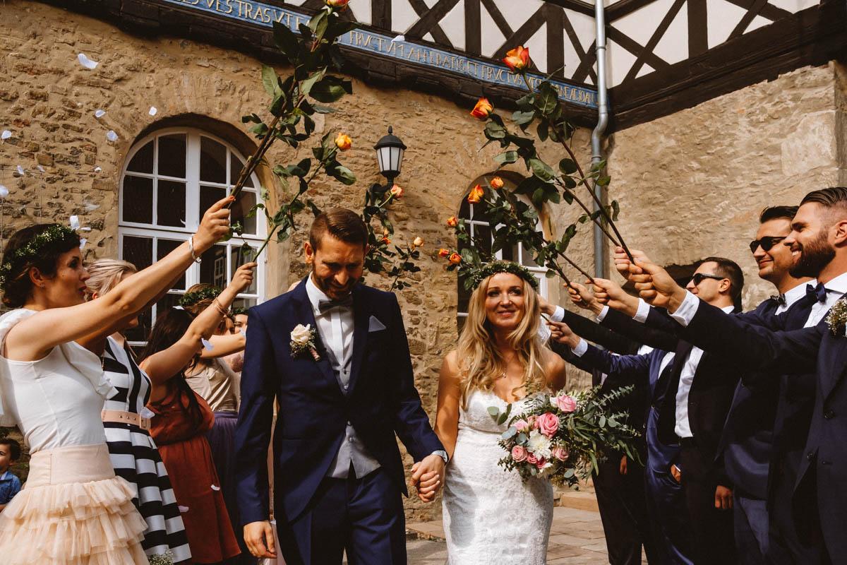 wesele zagranicą