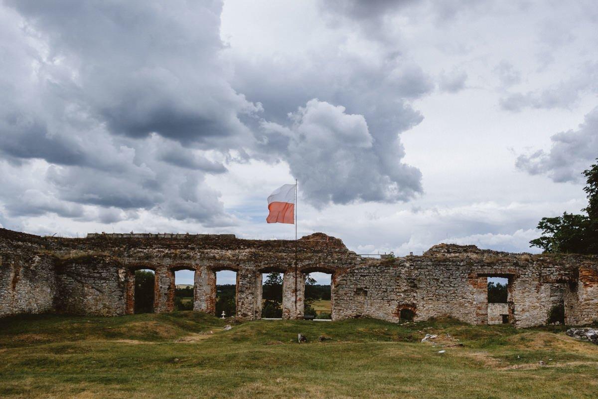 zamek sobków