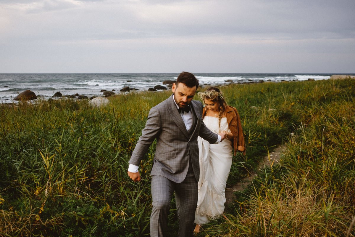 sesja ślubna na wyspie rugia