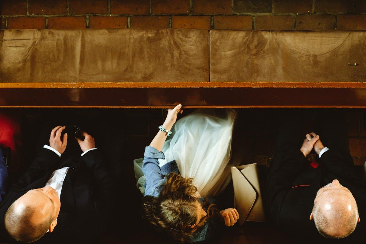 wesele w dworku nad regą