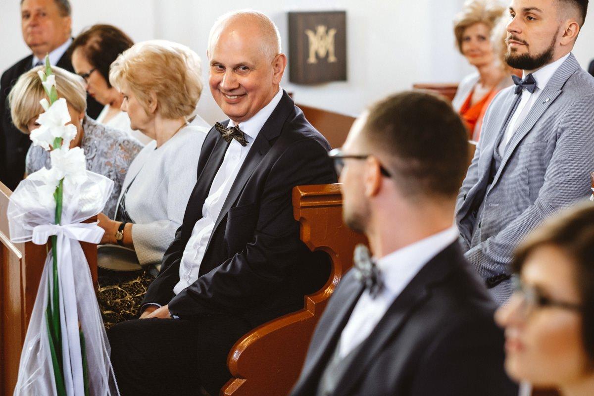 ślub cywilny w dworku nad regą