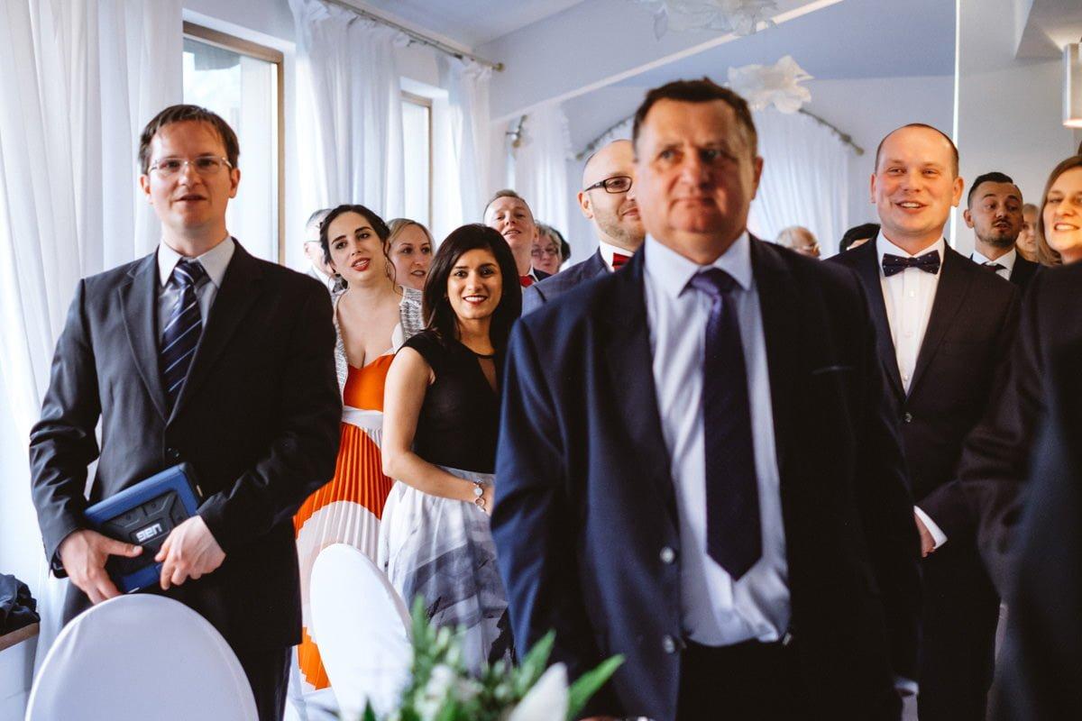 ślub w dworku nad regą