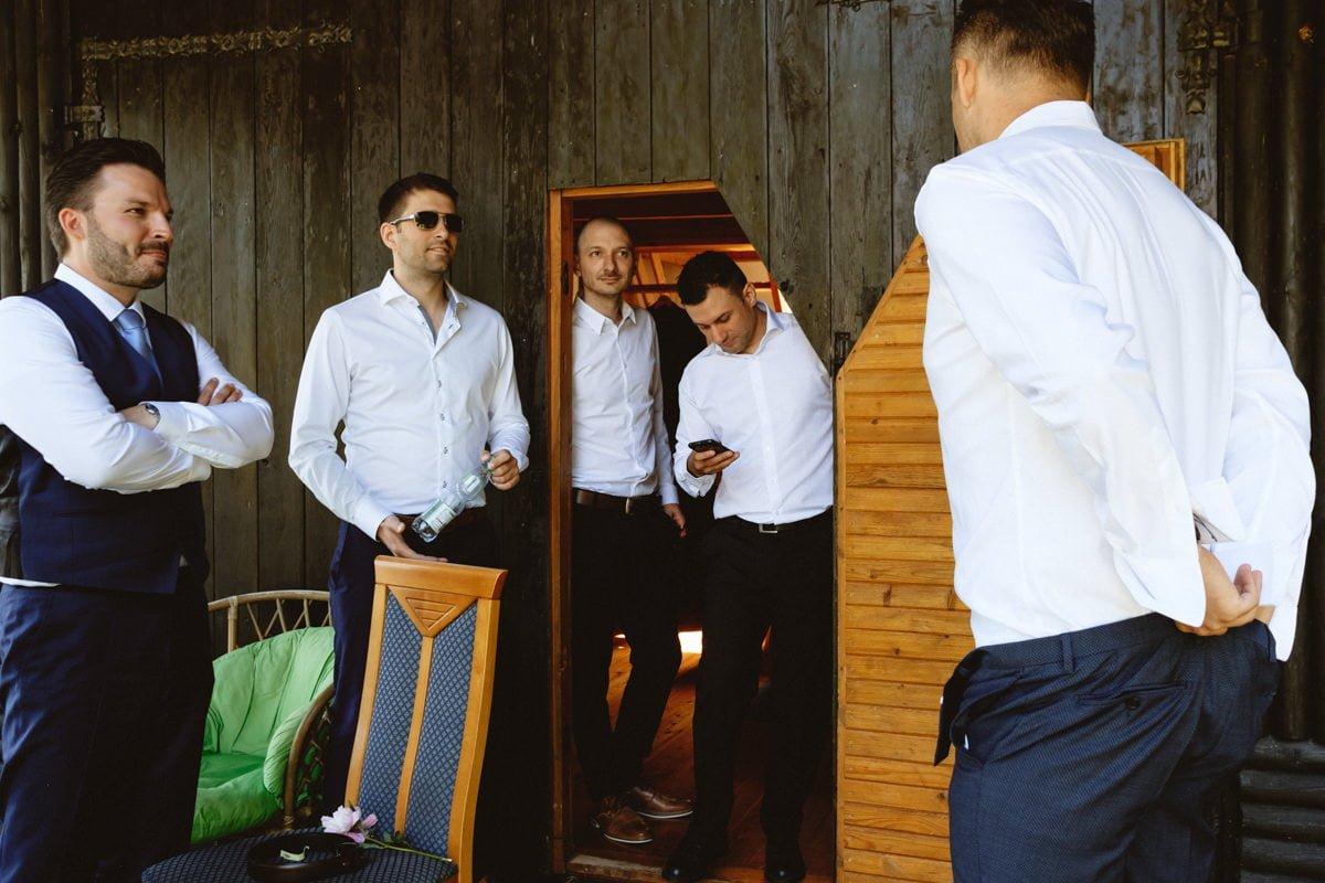 wesele rustykalne w stodole