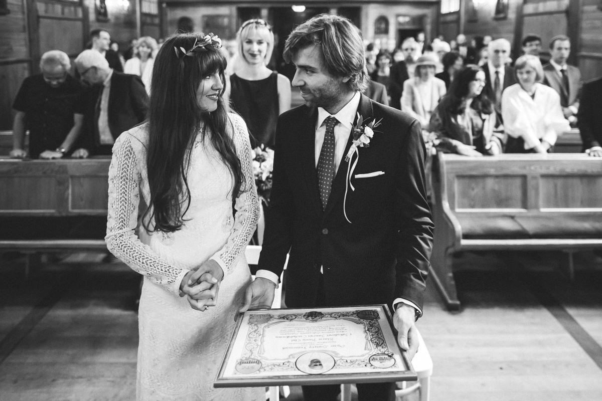 ślub w zabytkowym kościele w warszawie