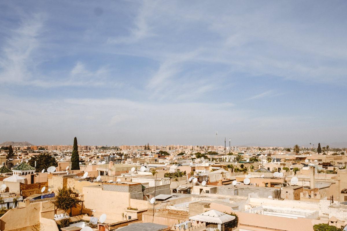 podróż do marrakeszu