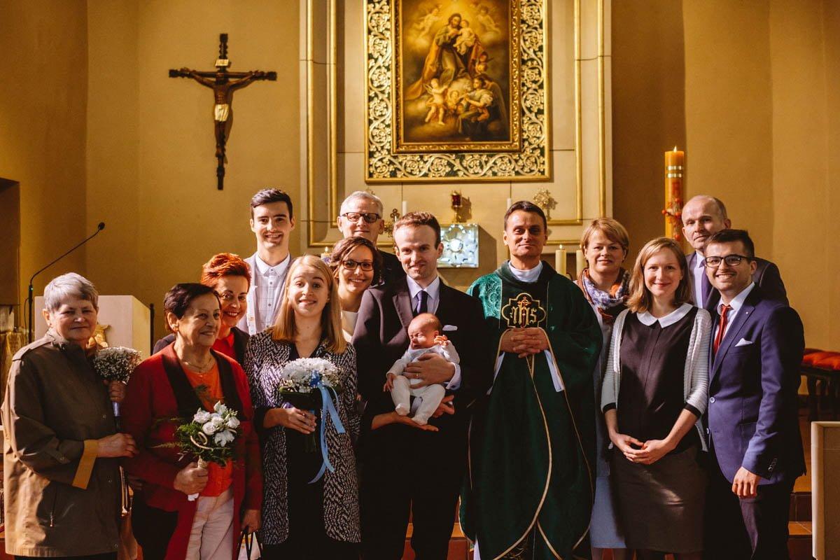 fotografia chrztu świętego w szczecinie