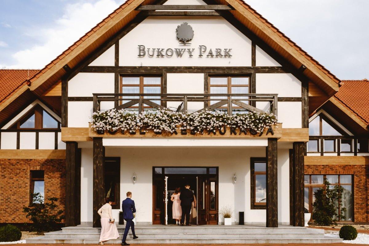 bukowy park szczecin