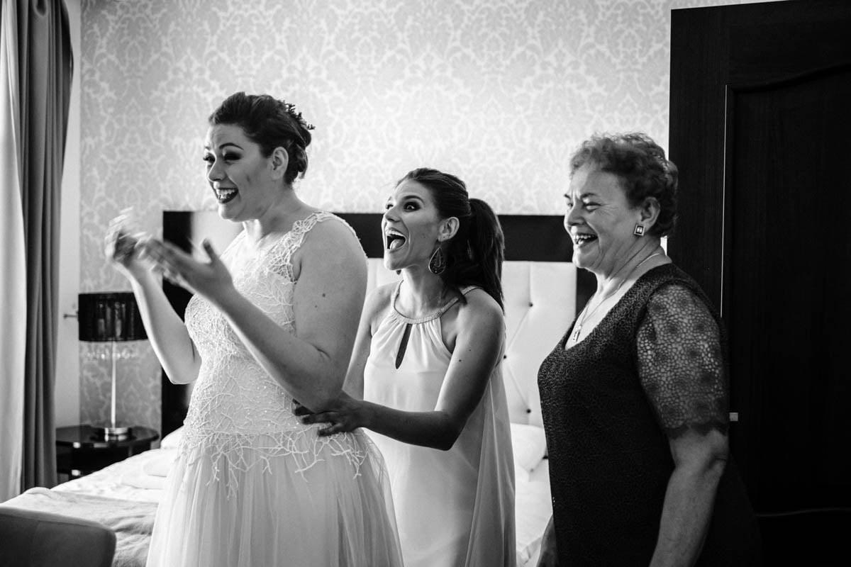 nieudane zdjęcia ze ślubu